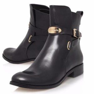 Michael Kors MK 'Arley' Ankle Leather Boot 6.5